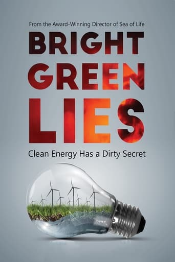 Poster Bright Green Lies