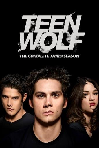 Lobo Adolescente 3ª Temporada - Poster