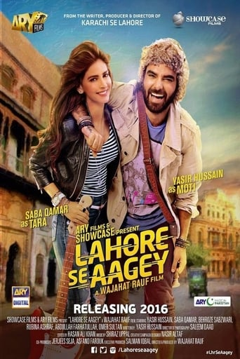 Poster of Lahore Se Aagey