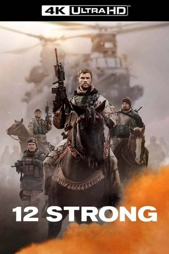 12 Strong - 4K [HDR]