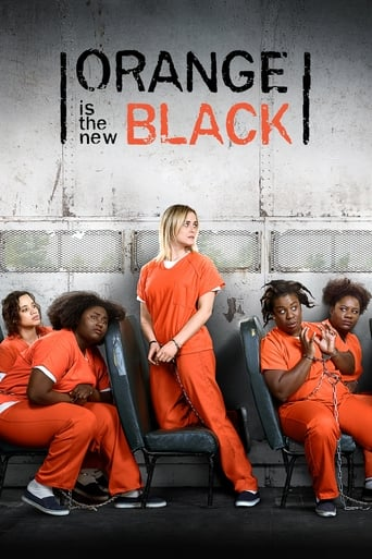 Poster of Orange Is the New Black