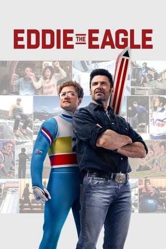 Poster of Eddie the Eagle