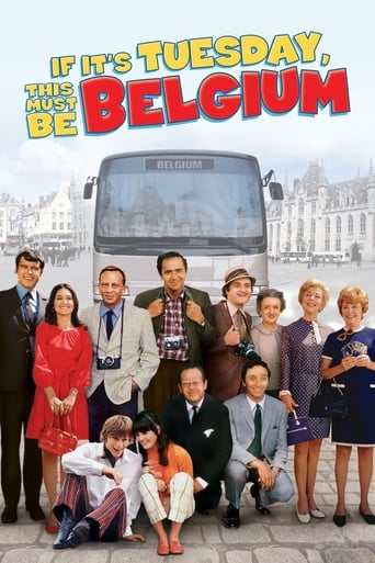 Poster of If It's Tuesday, This Must Be Belgium