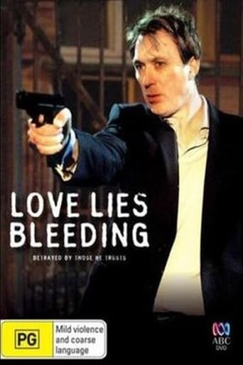 Poster of Love Lies Bleeding
