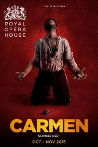 Poster of The ROH Live: Carmen