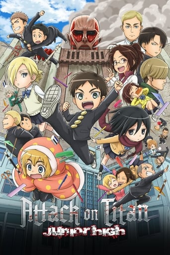 Poster of Attack on Titan: Junior High
