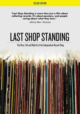 Poster of Last Shop Standing