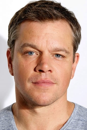 Matt Damon - Thanks