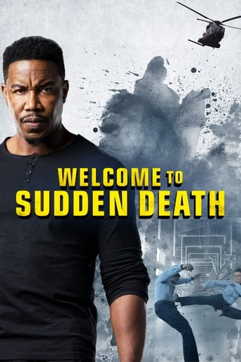 portada Welcome to Sudden Death