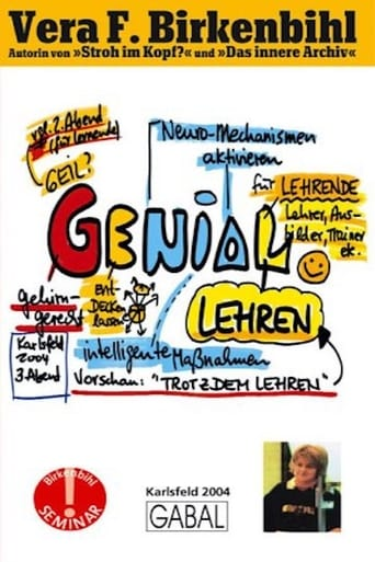 Vera F. Birkenbihl - Genial Lehren Movie Poster