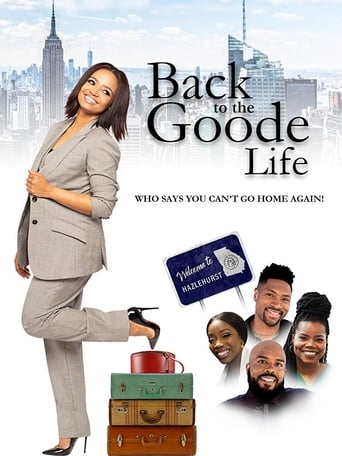 Poster of Back to the Goode Life