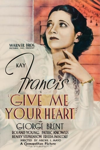 Poster of Give Me Your Heart