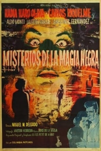 Poster of Mysteries of Black Magic