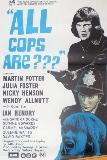 Poster of All Coppers Are...