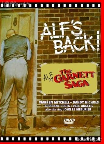 Poster of The Alf Garnett Saga