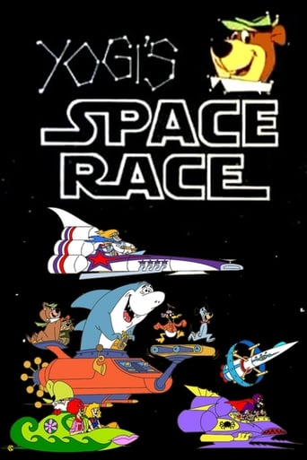poster of Yogi's Space Race
