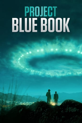 Poster of Proyecto Blue Book