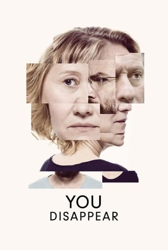 Poster of You Disappear
