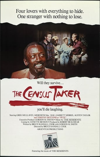 Poster of The Census Taker