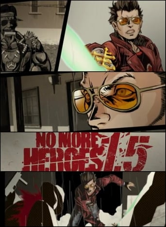 Poster of No More Heroes 1.5