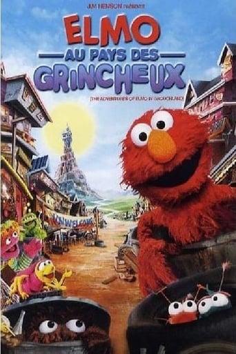 Poster of Elmo au pays des grincheux