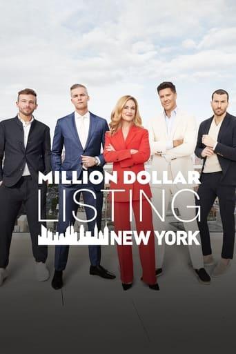 Poster Million Dollar Listing New York