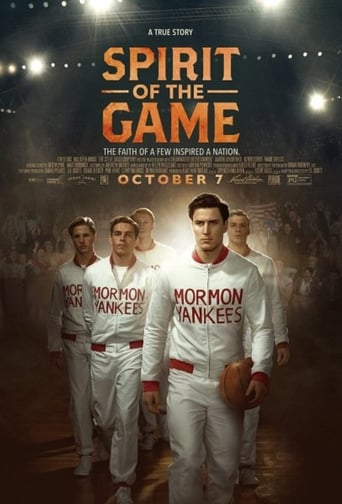 Poster of Spirit of the Game