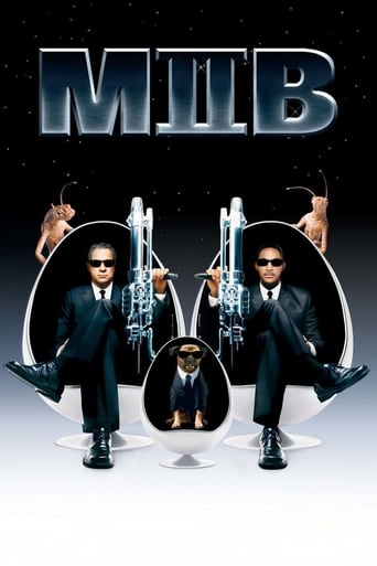 Poster of Men in Black II