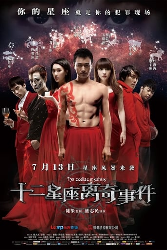 Poster of The Zodiac Mystery