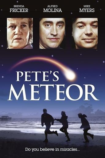 Poster of Pete's Meteor