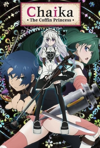 Poster of Chaika - The Coffin Princess