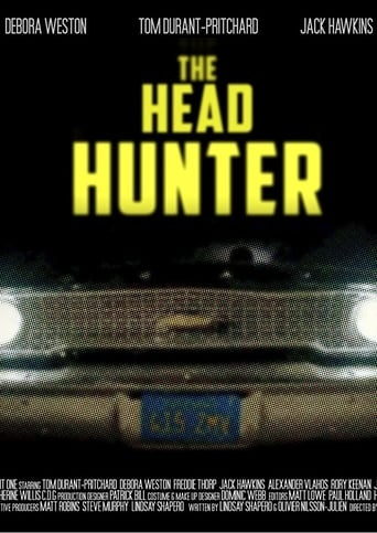 Poster of Serial Thriller: The Head Hunter