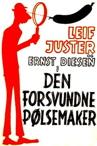 Poster of Den forsvundne pølsemaker