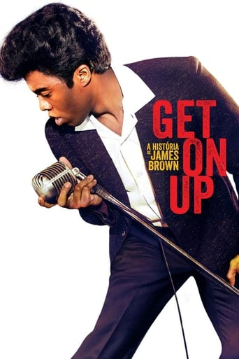 Get on Up: A História de James Brown - Poster