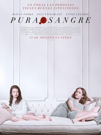 Poster of Purasangre