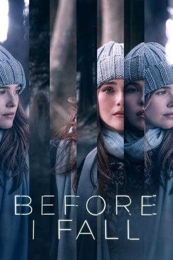 Poster of Before I Fall fragman