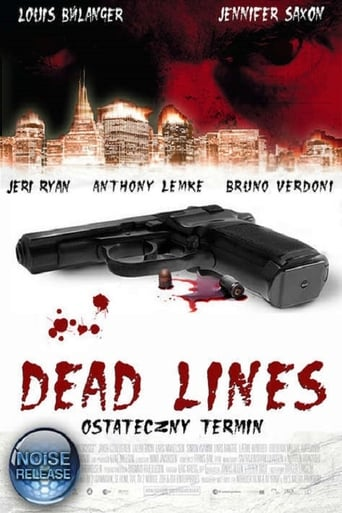 Poster of Dead Lines