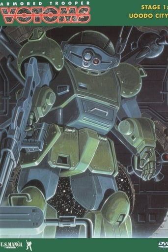 Armored Trooper Votoms Stage 1: Uoodo City