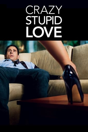 Poster of Crazy, Stupid, Love.