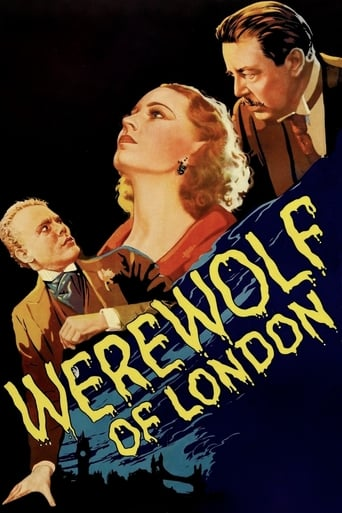 Watch Werewolf of London Free Online Solarmovies