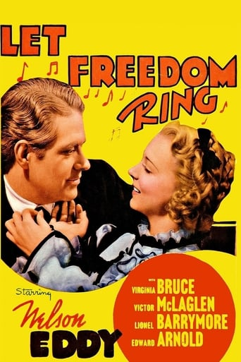 Poster of Let Freedom Ring