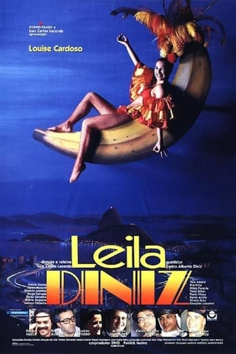 Poster of Leila Diniz