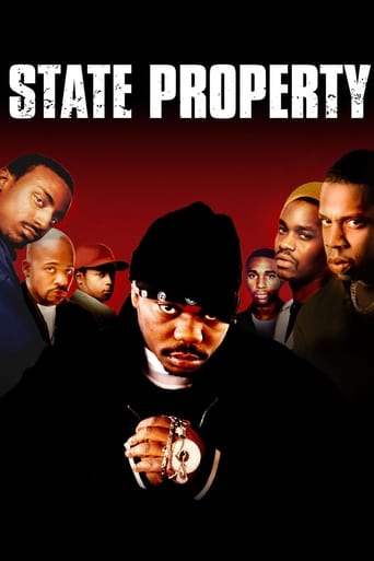 Poster of State Property