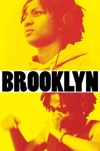 Brooklyn Movie Poster