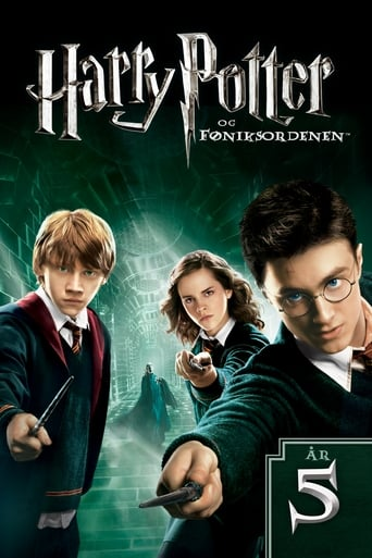 Poster of Harry Potter Og Føniksordenen
