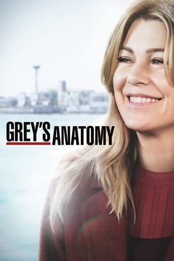 Grey's Anatomy Movie Poster