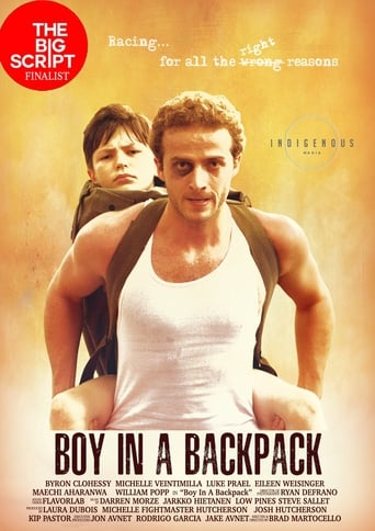 Poster of Boy in a Backpack