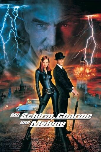 Mit Schirm, Charme und Melone - Thriller / 1998 / ab 12 Jahre