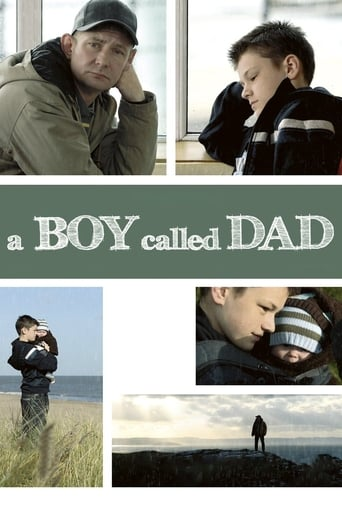 Poster of A Boy Called Dad