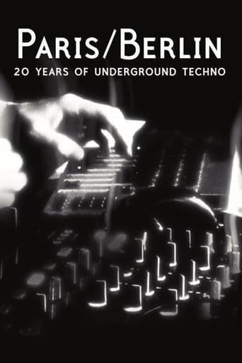 Paris/Berlin: 20 Years of Underground Techno